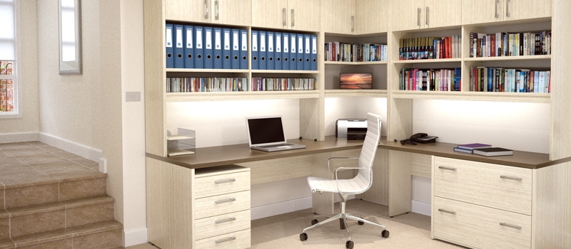 Home Office Modern Timber Desks Study Furniture
