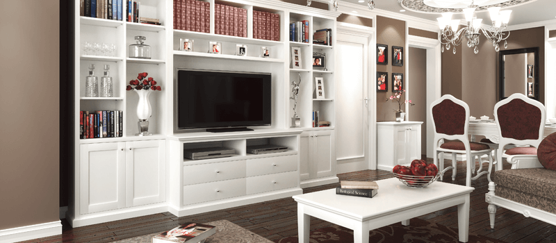 Home office furniture stylish office desks bookcases for Home office fitout